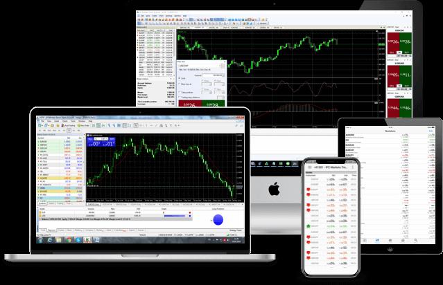 iPhone Trading App - NetTradeX iOS
