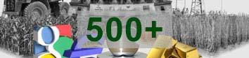 500+ CFD و  ابزارهای  فارکس
