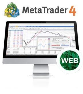 MT4 WebTrader