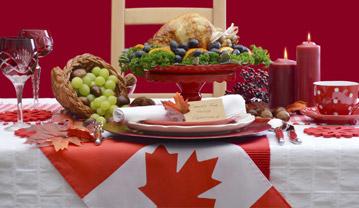 Canda Thanksgiving Day