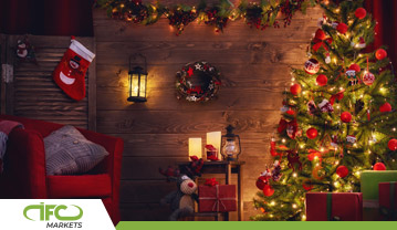 Trading Christmas.New Year And Christmas Changes In The Trading Schedule