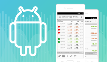 Trading terminal NetTradeX 2.13.0 Android